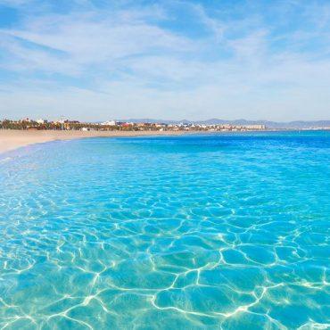 Playas de la Comunidad Valenciana: Costa Blanca, Costa de Valencia y Costa del Azahar