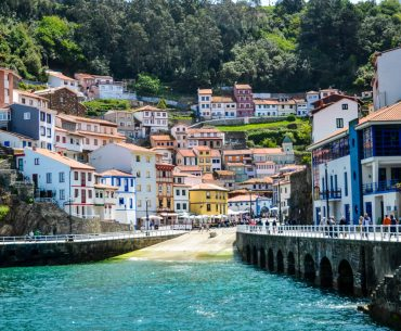 Pueblos marineros con encanto: Cudillero (Asturias)