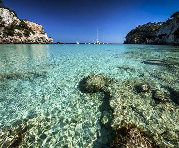 15 Calas y Playas de Menorca