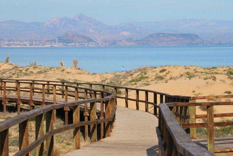 playa del carabassi