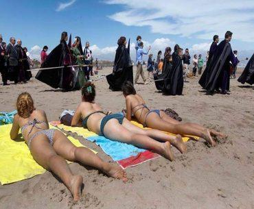 Semana Santa en la playa