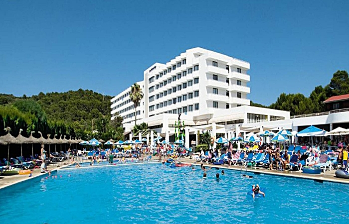 Hotel Estil-Playa de Santo Tomás