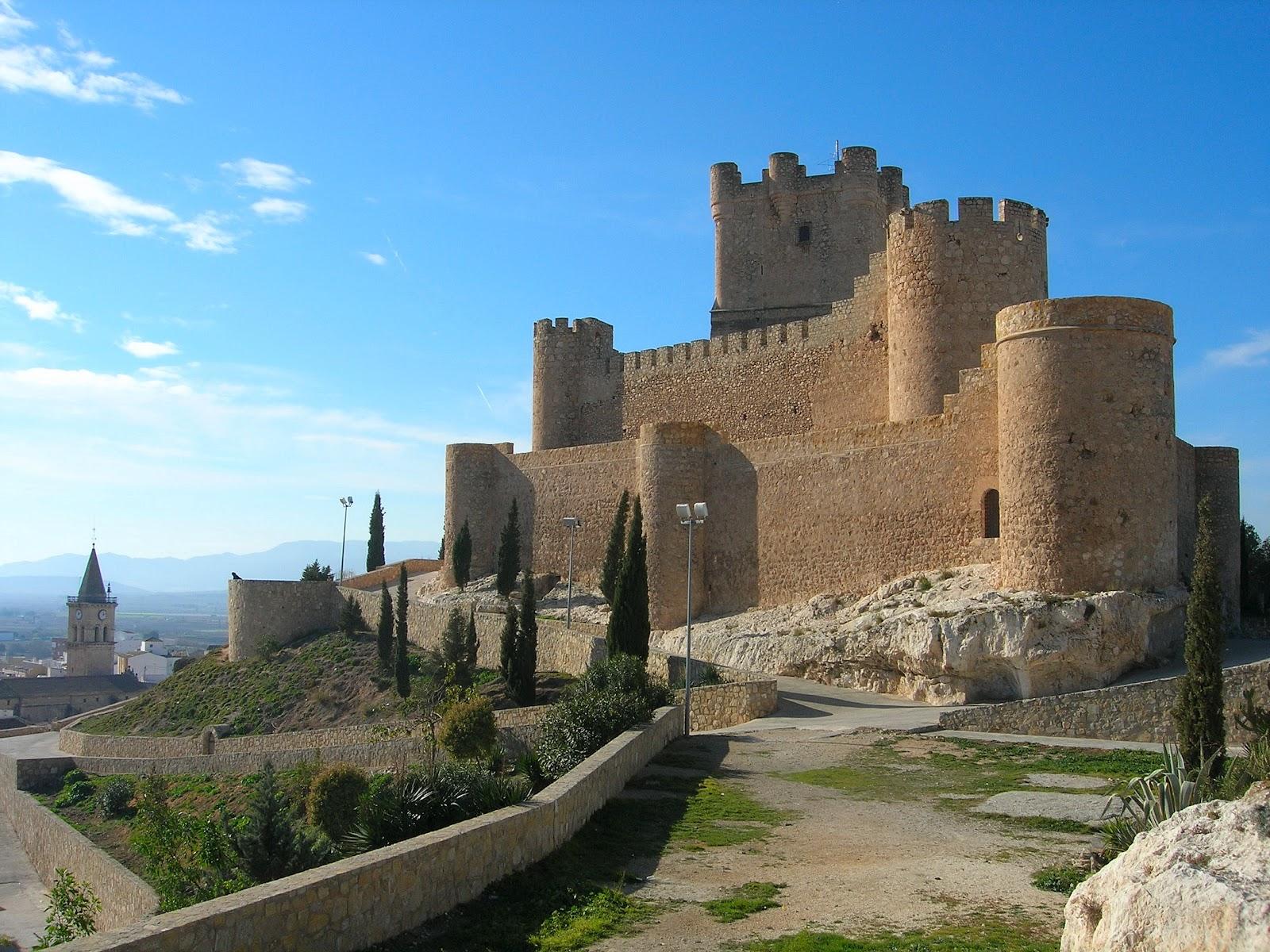 Castillo de Villena-2