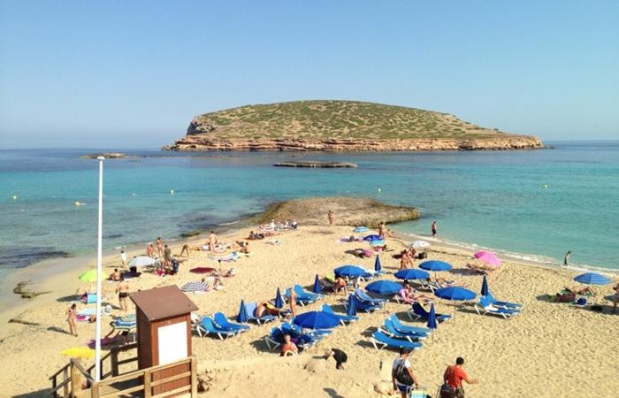 Cala Comte. Playas y calas en Ibiza
