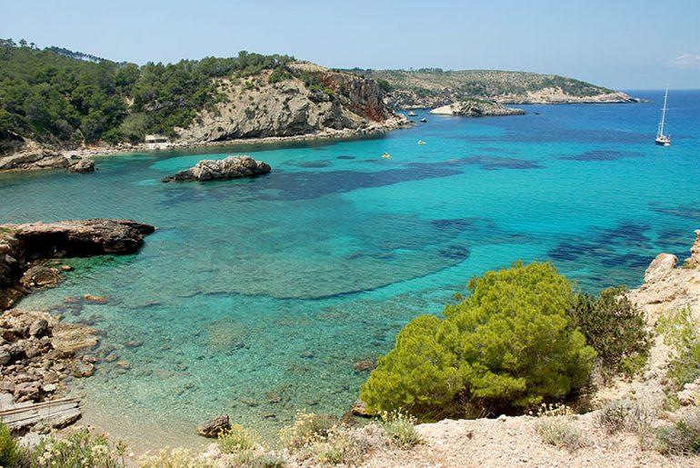10 Playas y Calas deIbiza