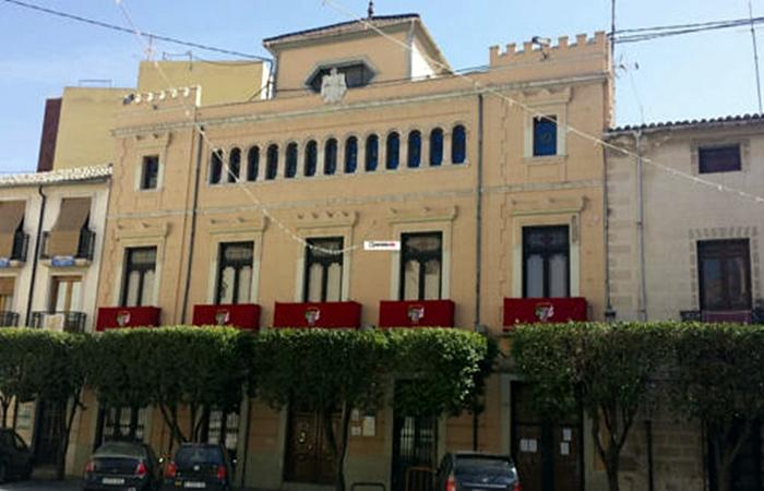 Casa-del-festero- Villena