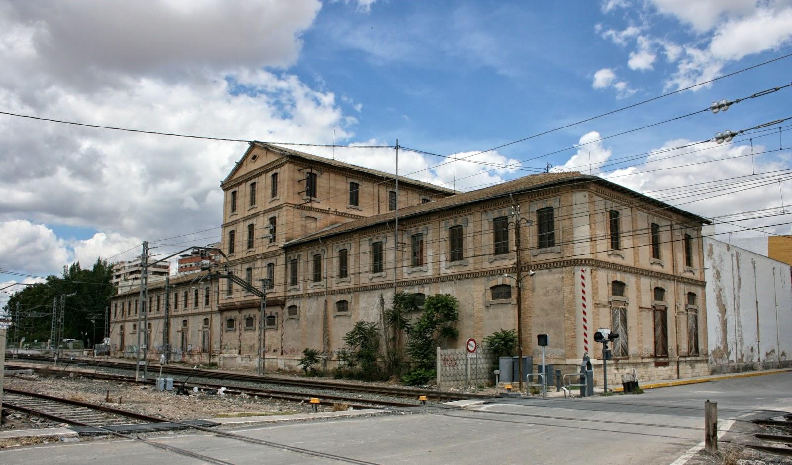 Edificio Electro-harinera en Villena