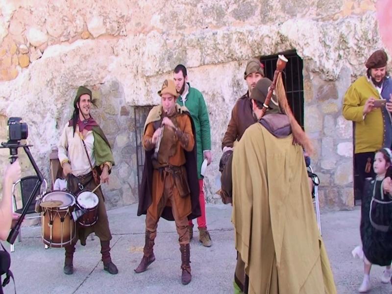 Fiestas del Medievo Villena