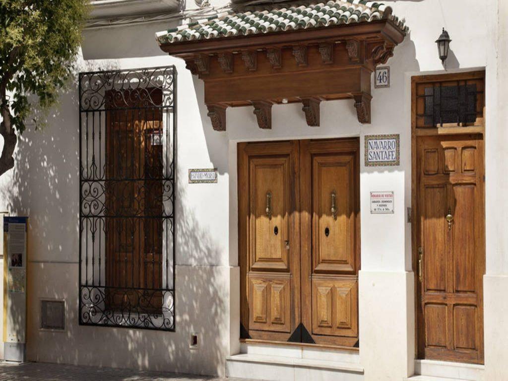 Museo Antonio Navarro Santafé- Villena