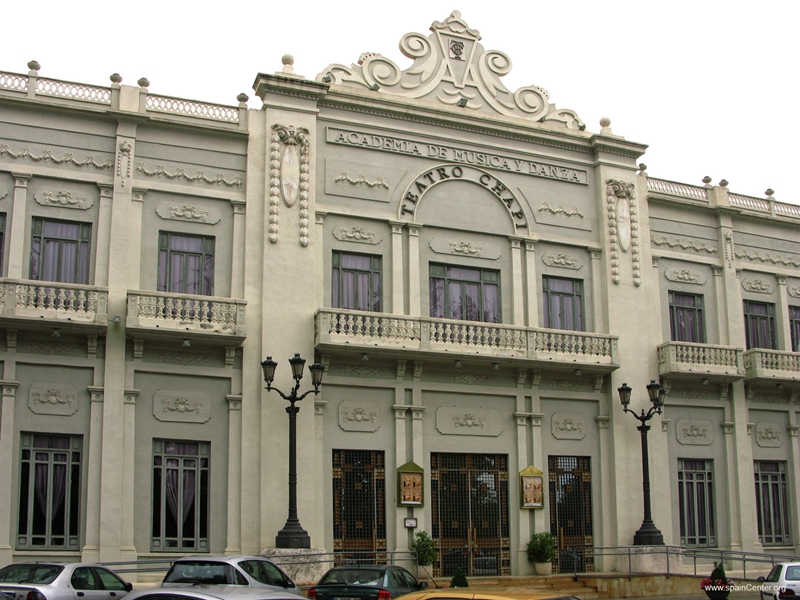 Teatro Chapi-Villena