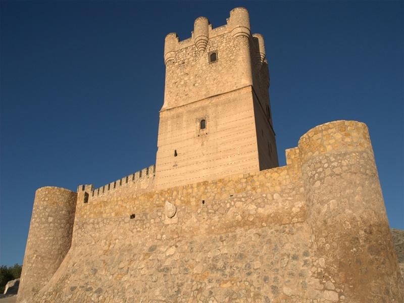 castillo de la Atalaya-Villena