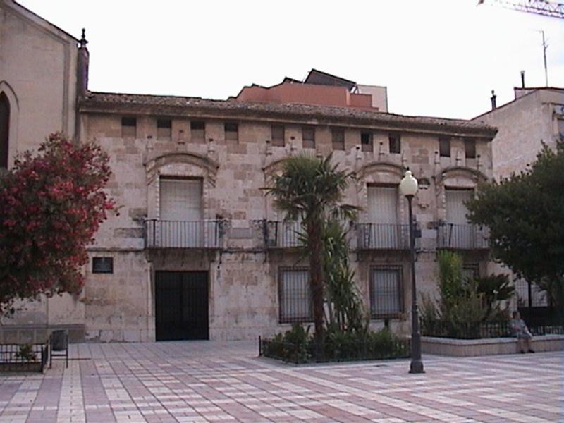 palacio Mergelina-Villena
