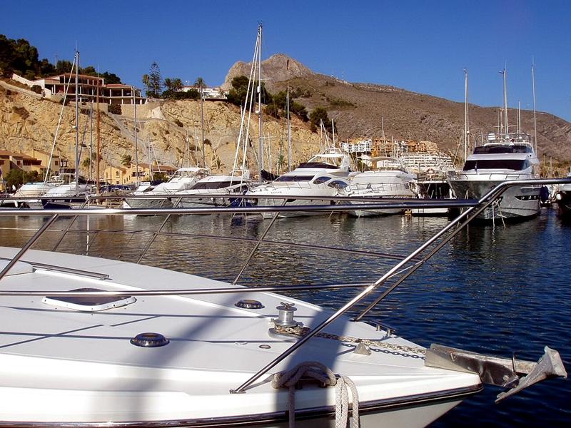 Spaincoast iberiaplayas altea costa blanca - Restaurante el puerto benidorm ...