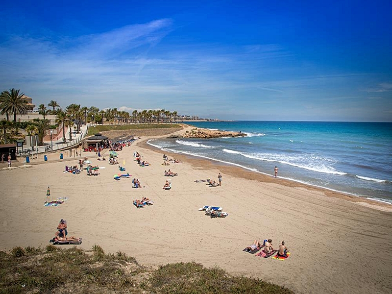 Playa Flamenca-Cala Estaca