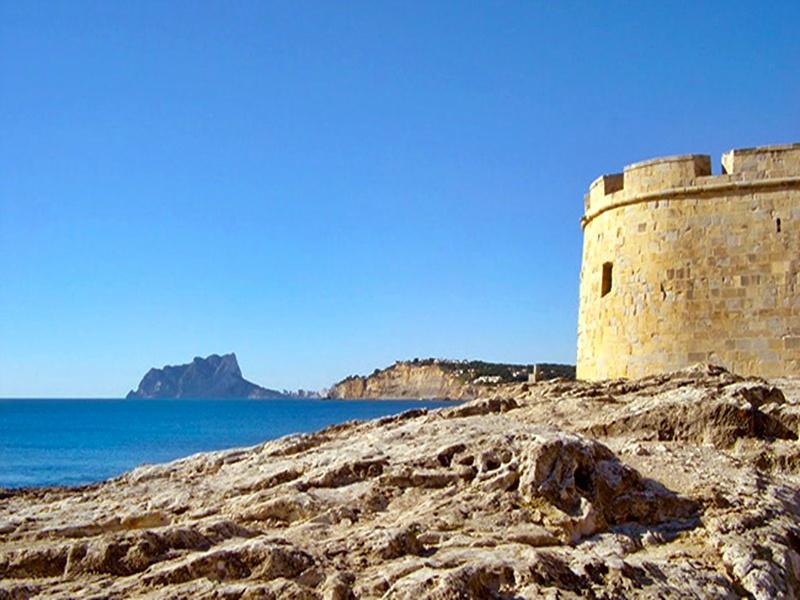 castillo-moraira