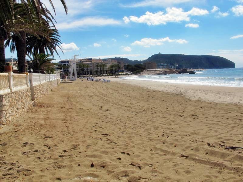playa L'Ampolla-Teulada-Moraira