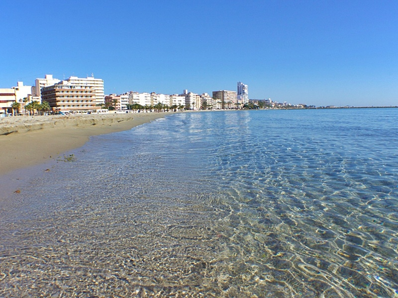 Santa Pola-Playa de Levante