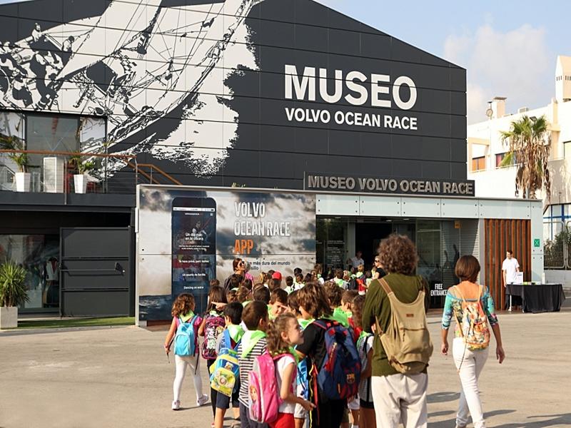 Museo Volvo Ocean Race-Alicante