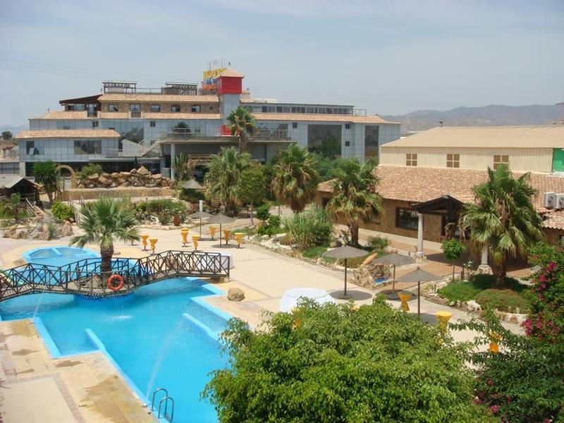 Hotel Resort D.Juan_Águilas