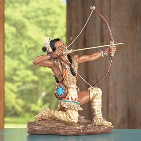 La flecha y el indio 3
